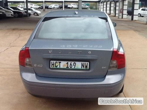 Volvo S40 Automatic 2008 in South Africa