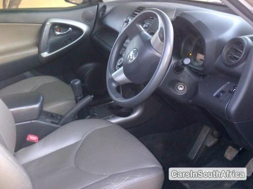 Toyota RAV-4 Manual 2011 in South Africa