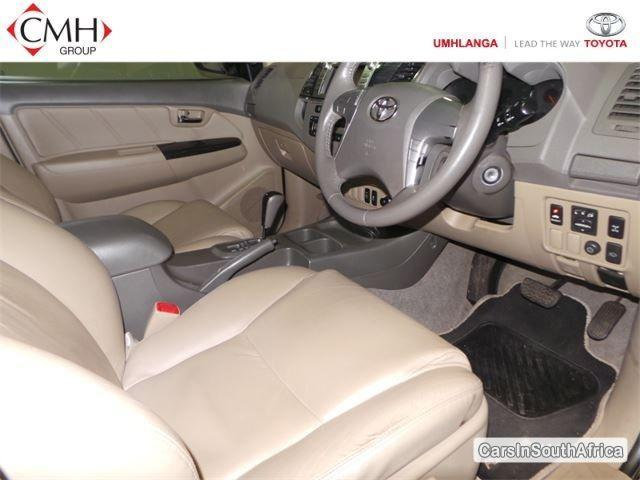 Toyota Fortuner Automatic 2012 in South Africa