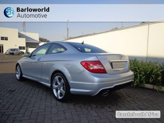 Mercedes Benz C-Class Automatic 2015 in South Africa