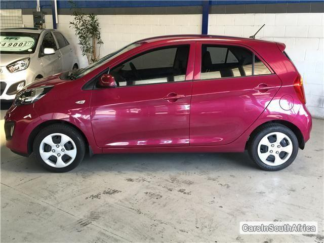 Kia Picanto Manual 2013 in South Africa