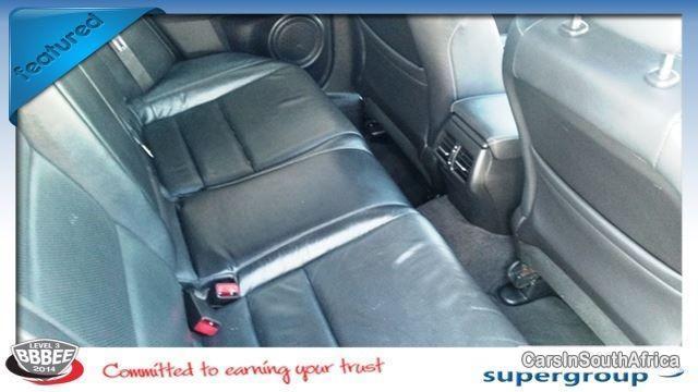 Honda Accord Manual 2011 in South Africa