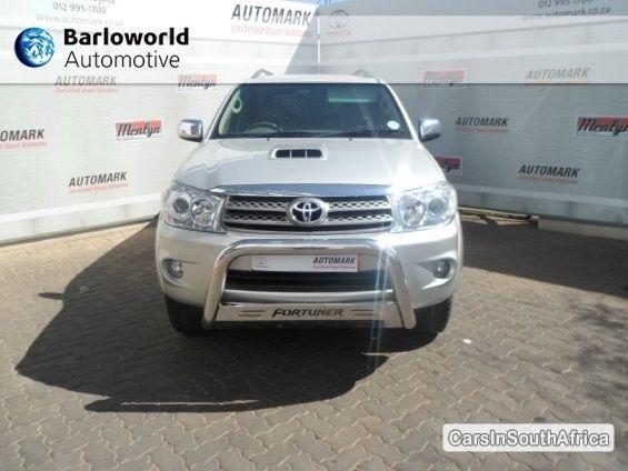 Toyota Fortuner Manual 2011 in South Africa