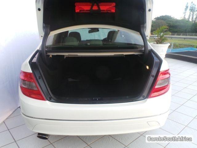 Mercedes Benz C-Class Manual 2009 in South Africa