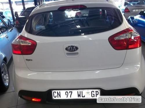 Picture of Kia Rio Manual 2013 in Western Cape