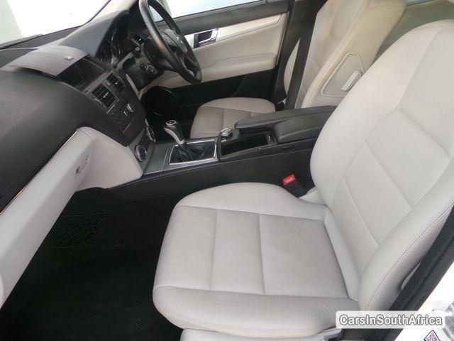 Picture of Mercedes Benz C-Class Manual 2009 in KwaZulu Natal