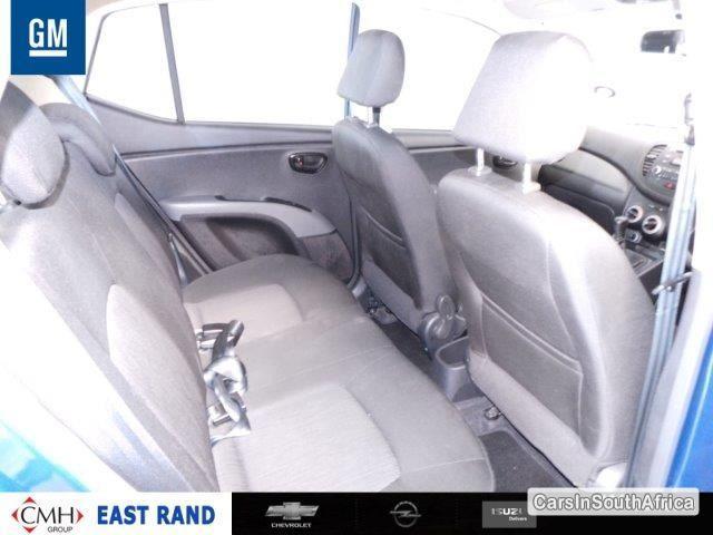 Picture of Hyundai i10 Manual 2012 in Gauteng