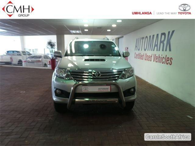 Picture of Toyota Fortuner Automatic 2012 in South Africa