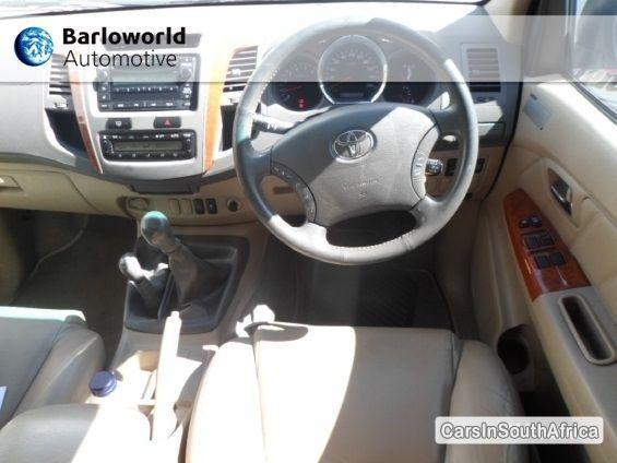 Picture of Toyota Fortuner Manual 2011 in South Africa