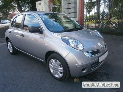 Picture of Nissan Micra 2010