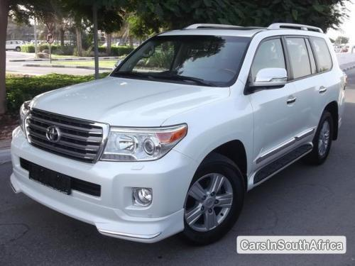 Picture of Toyota Land Cruiser Automatic 2013