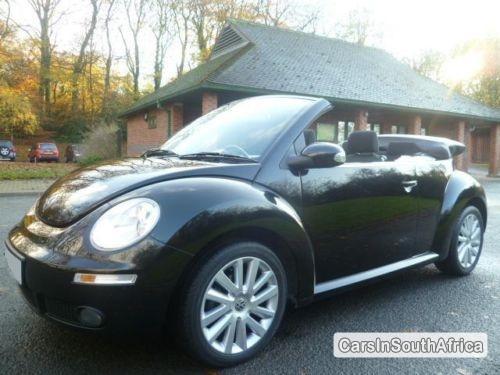 Picture of Volkswagen Beetle Manual 2009