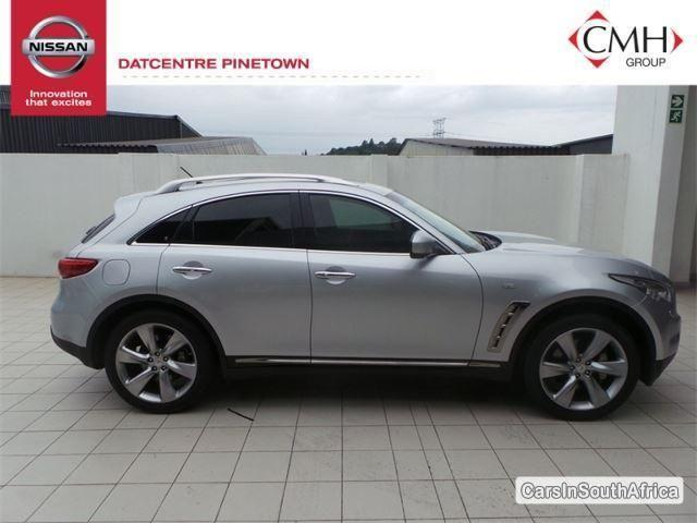 Pictures of Infiniti FX/QX70 Automatic 2012