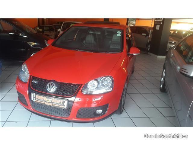 Picture of Volkswagen Golf Manual 2006