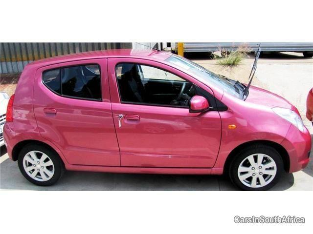 Picture of Suzuki Alto Manual 2013