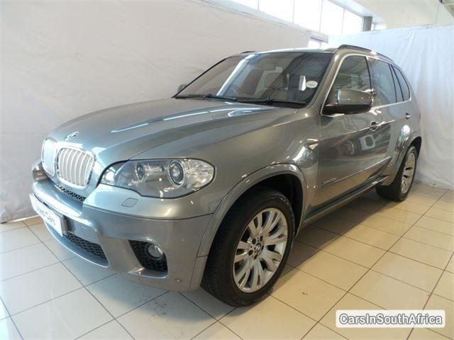Picture of BMW X5 Automatic 2010
