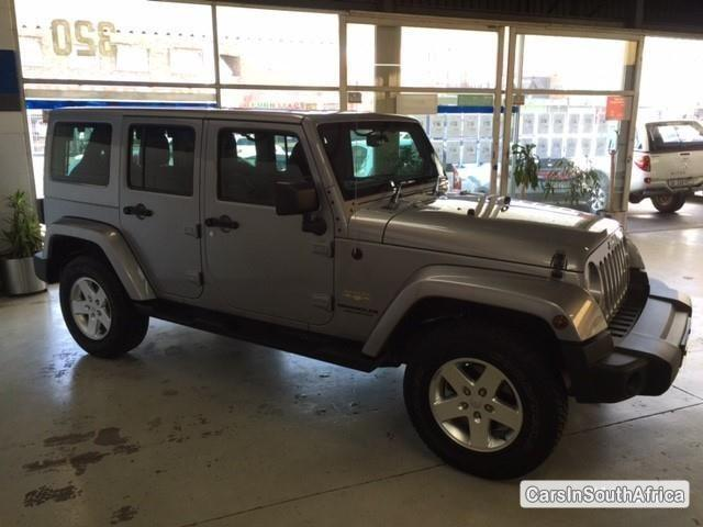 Picture of Jeep Wrangler Automatic 2014