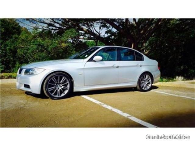 Picture of BMW 3-Series Manual 2007