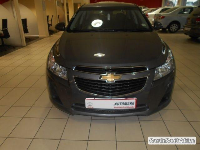 Picture of Chevrolet Cruze Manual 2011