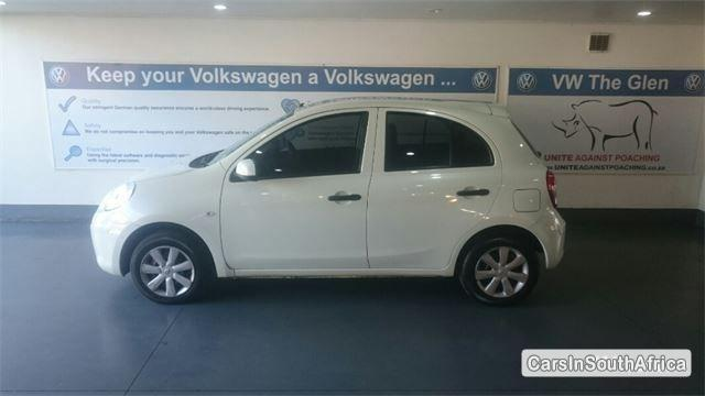 Picture of Nissan Micra Manual 2012