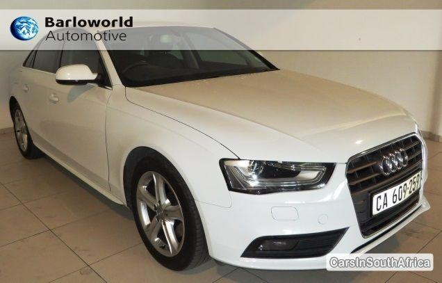 Picture of Audi A4 Manual 2013