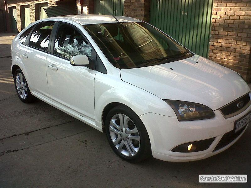Picture of Ford Focus Manual 2008