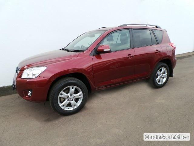Pictures of Toyota RAV-4 Automatic 2010