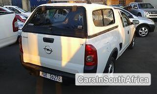 Picture of Opel Corsa Utility Manual 2010