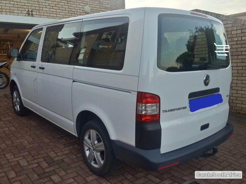Picture of Volkswagen Transporter Automatic 2014