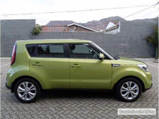 Picture of Kia Soul Manual 2015