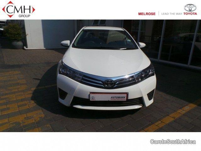 Pictures of Toyota Corolla Manual 2014