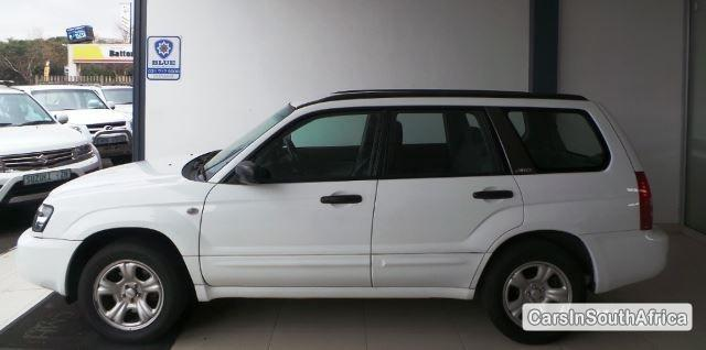 Pictures of Subaru Forester Automatic 2004