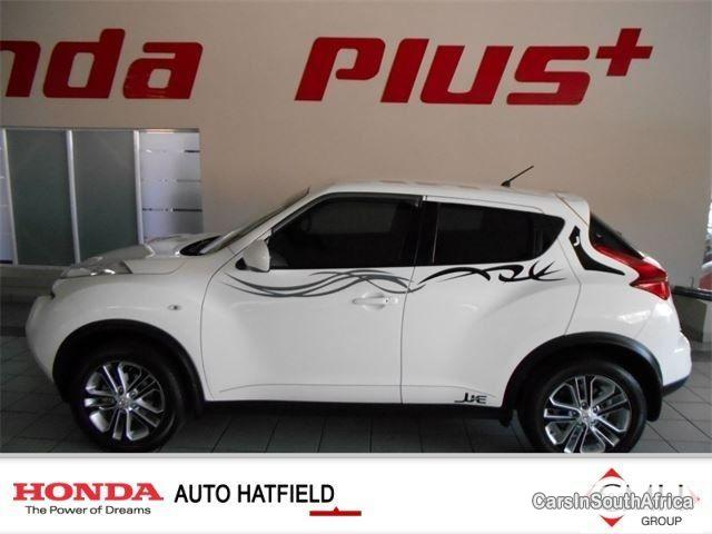 Picture of Nissan Juke Automatic 2013