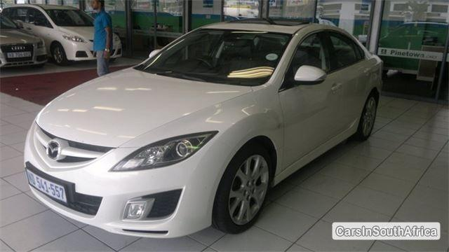 Picture of Mazda 626 Manual 2008