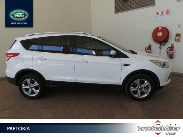 Picture of Ford Kuga Manual 2013