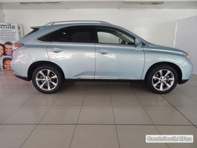 Picture of Lexus RX Automatic 2011