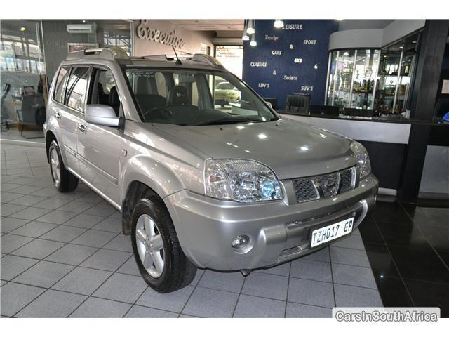 Picture of Nissan X-trail Automatic 2006