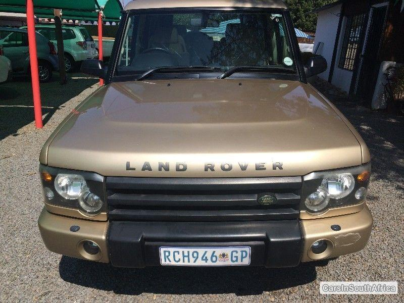 Pictures of Land Rover Discovery Automatic 2004