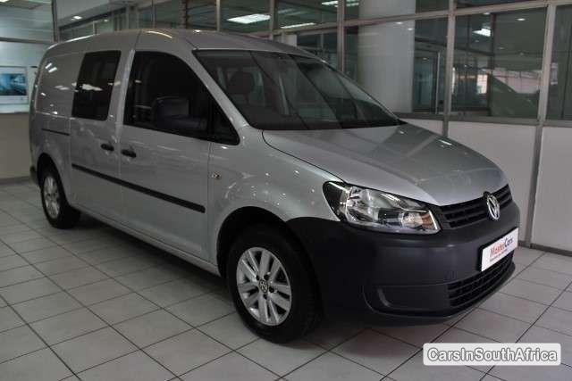 Picture of Volkswagen Caddy Manual 2014