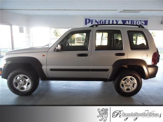 Picture of Jeep Cherokee Automatic 2007