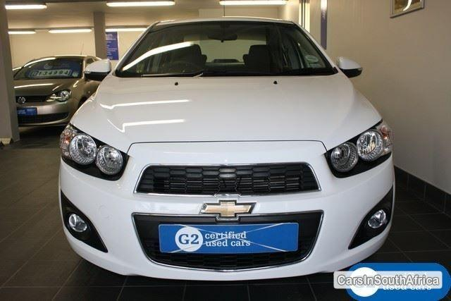 Picture of Chevrolet Sonic Automatic 2014