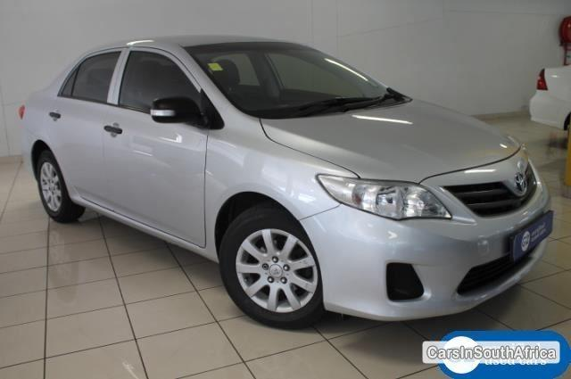 Picture of Toyota Corolla Manual 2011