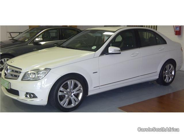 Picture of Mercedes Benz C-Class Automatic 2011