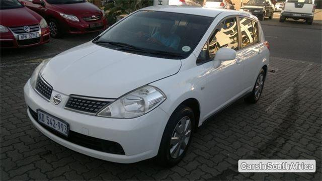Picture of Nissan Tiida Manual 2009