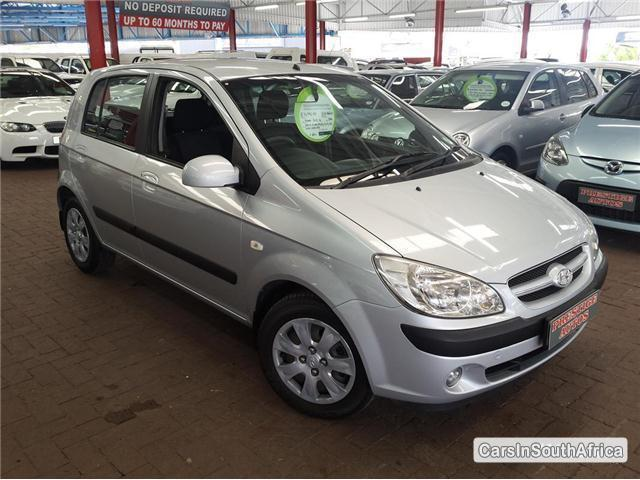 Picture of Hyundai Getz Manual 2006