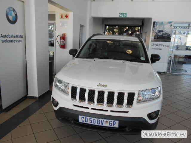 Picture of Jeep Compass Automatic 2012