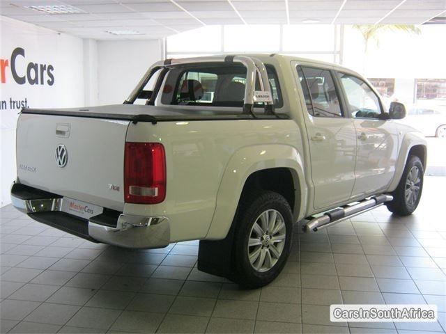 Picture of Volkswagen Amarok Automatic 2015