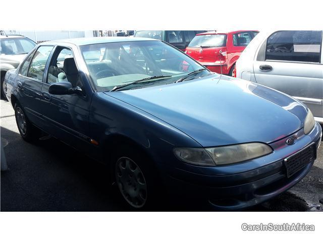 Pictures of Ford Falcon Automatic 1996
