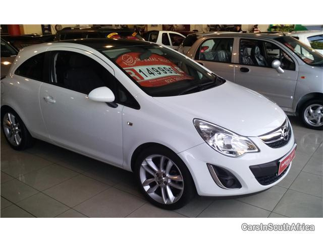 Pictures of Opel Corsa Manual 2011
