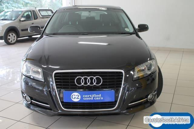 Picture of Audi A3 Manual 2011